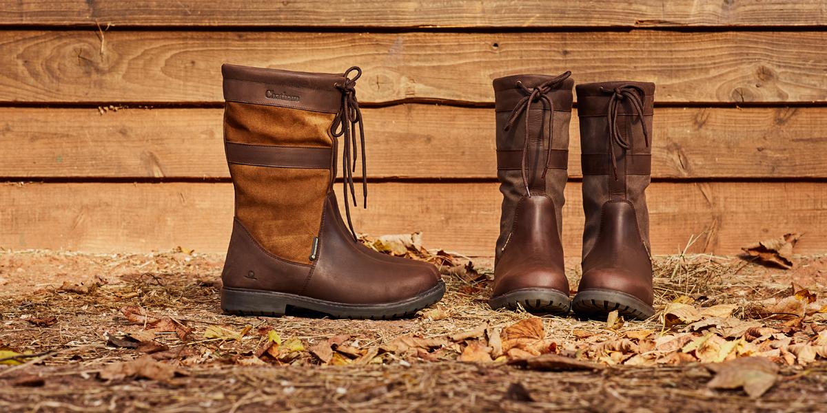 Chatham Ladies Riding Boot