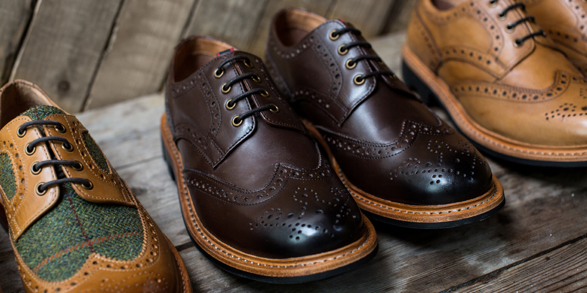 What to Wear With Brogues