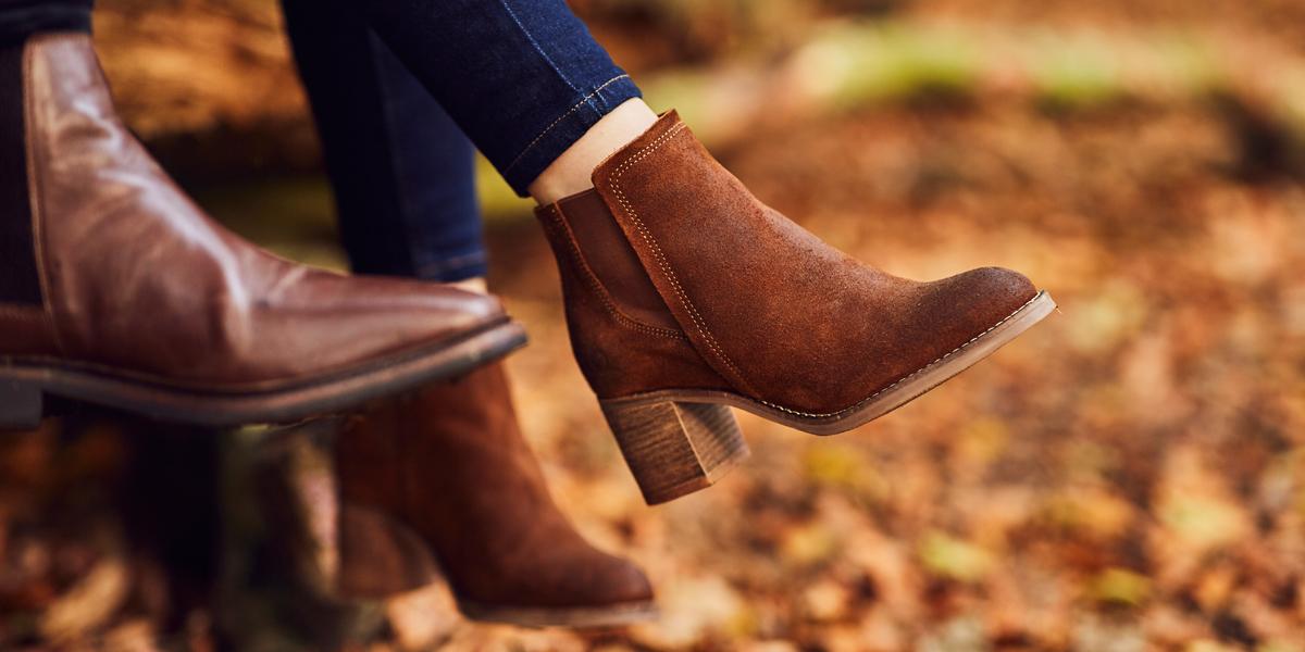 Savannah Chelsea Boots