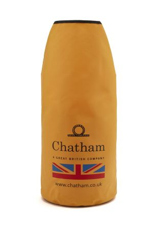 Chatham 15 Litre Dry Bag - Orange