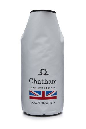 Chatham 15 Litre Dry Bag - White