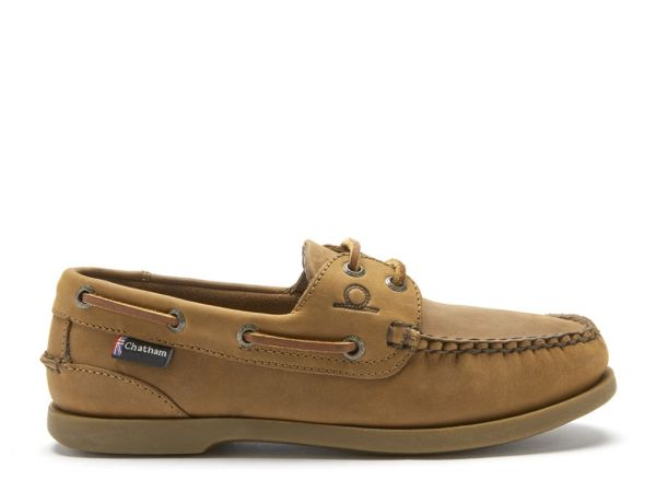 The Deck Lady II G2 - Leather Boat Shoes