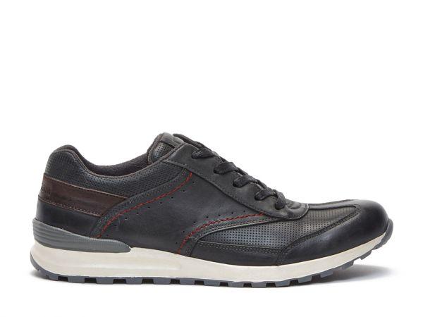 Diego - Premium Leather Trainers