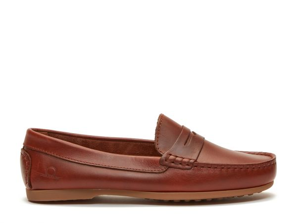 Nusa - Leather Driving Moccasins