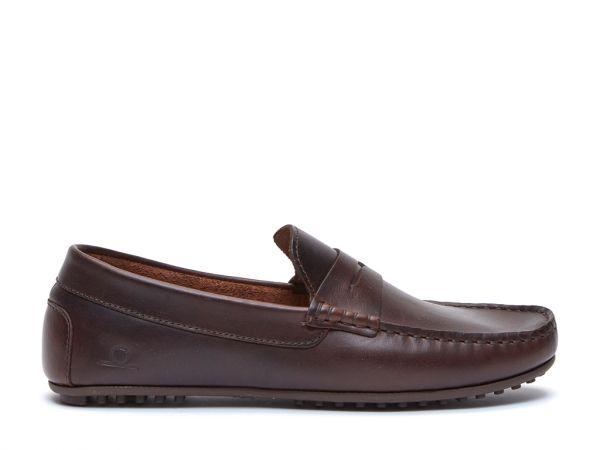 Timor - Premium Leather Driving Moccasins