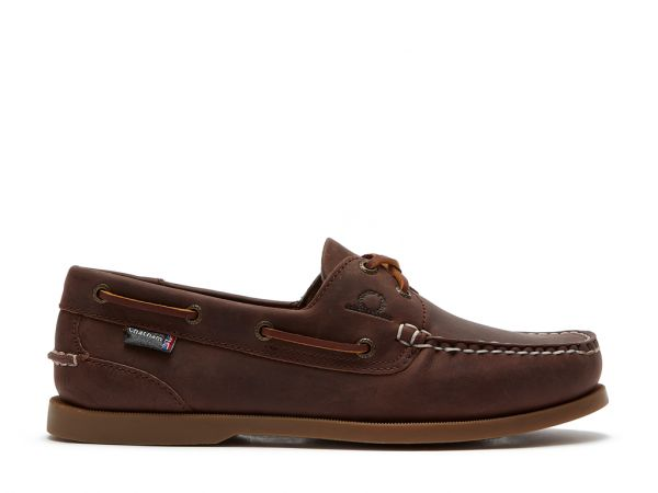 Deck II G2 - Premium Leather Boat Shoes