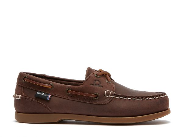 Deck Lady II G2 - Premium Leather Boat Shoes