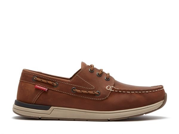 Hastings - Classic Premium Nubuck Lace-Up Shoes