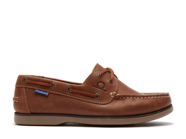 Whitstable - Premium Leather Boat Shoes