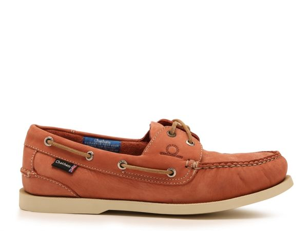Compass II G2 - Leather Boat Shoes