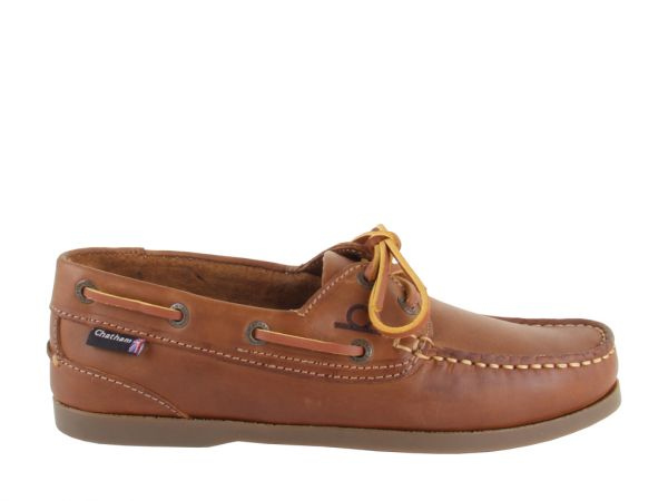 The Deck Lady II G2 Promo - Leather Boat Shoes