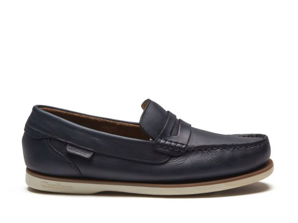 Faraday BY U - Made in Britain Leather Boat Shoes