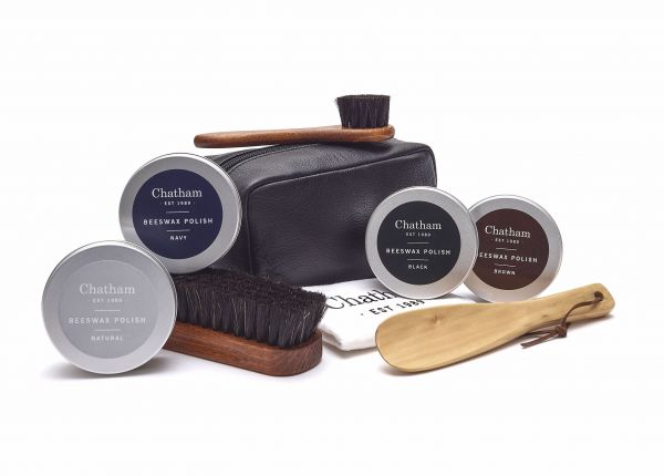Luxury Shoe Care Kit