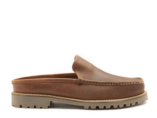 Hart - Premium Leather Mules