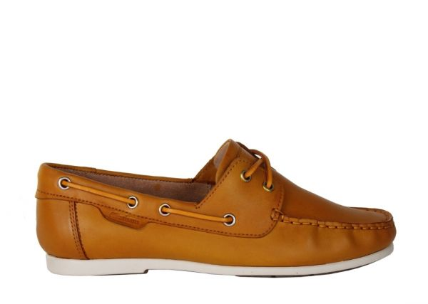 Jodie BYU - Made in Britain Leather Boat Shoes