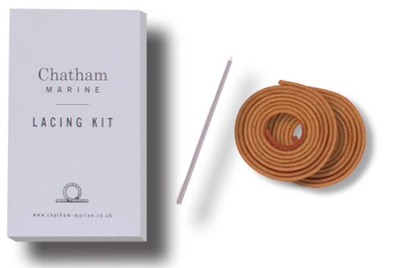 Tan Leather Lacing Kit