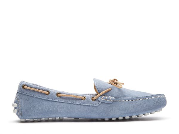 Aria - Suede Driving Moccasins