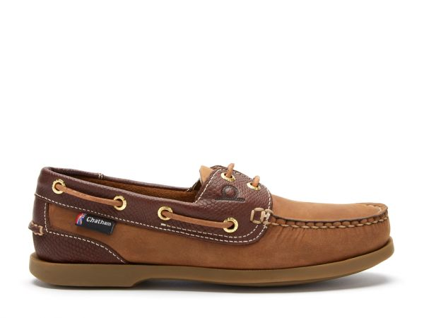 Bermuda Lady II G2 - Leather Boat Shoes