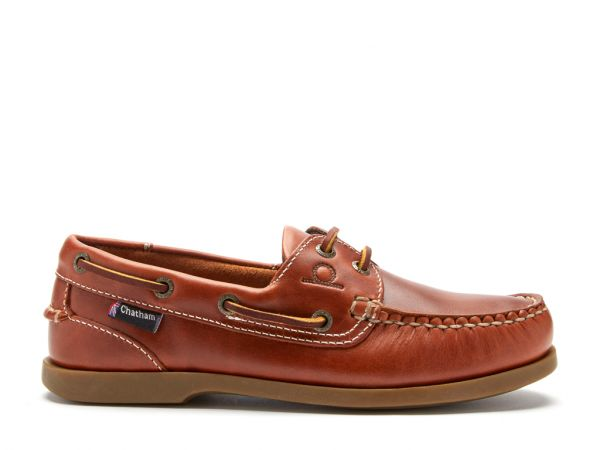 Deck Lady II G2 Promo - Premium Leather Boat Shoes