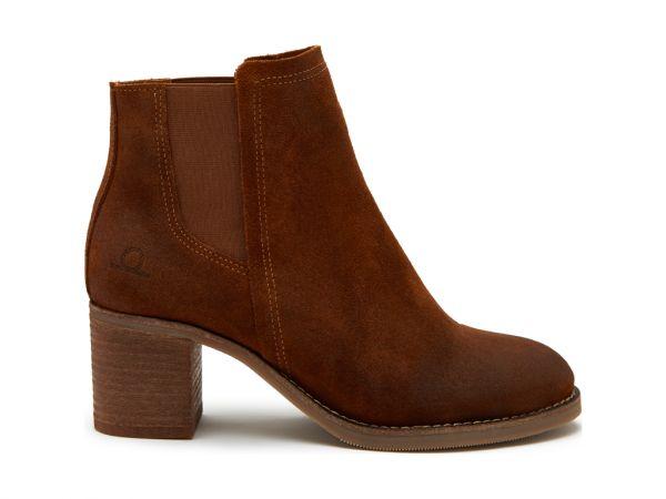 Savannah - Suede Chelsea Boots