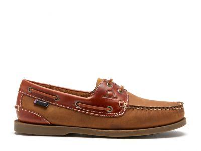 Bermuda II G2 - Leather Boat Shoes