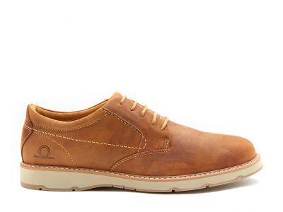 Brent - Premium Leather Derby Shoes