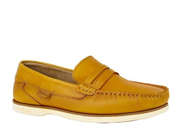 Faraday BY U - Yellow Deck Shoes