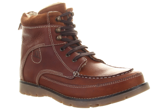 Dylan Fur Lined Boots