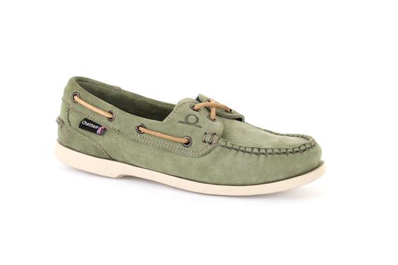 Shoes Heather G2 Kudu Leather Boat Shoe