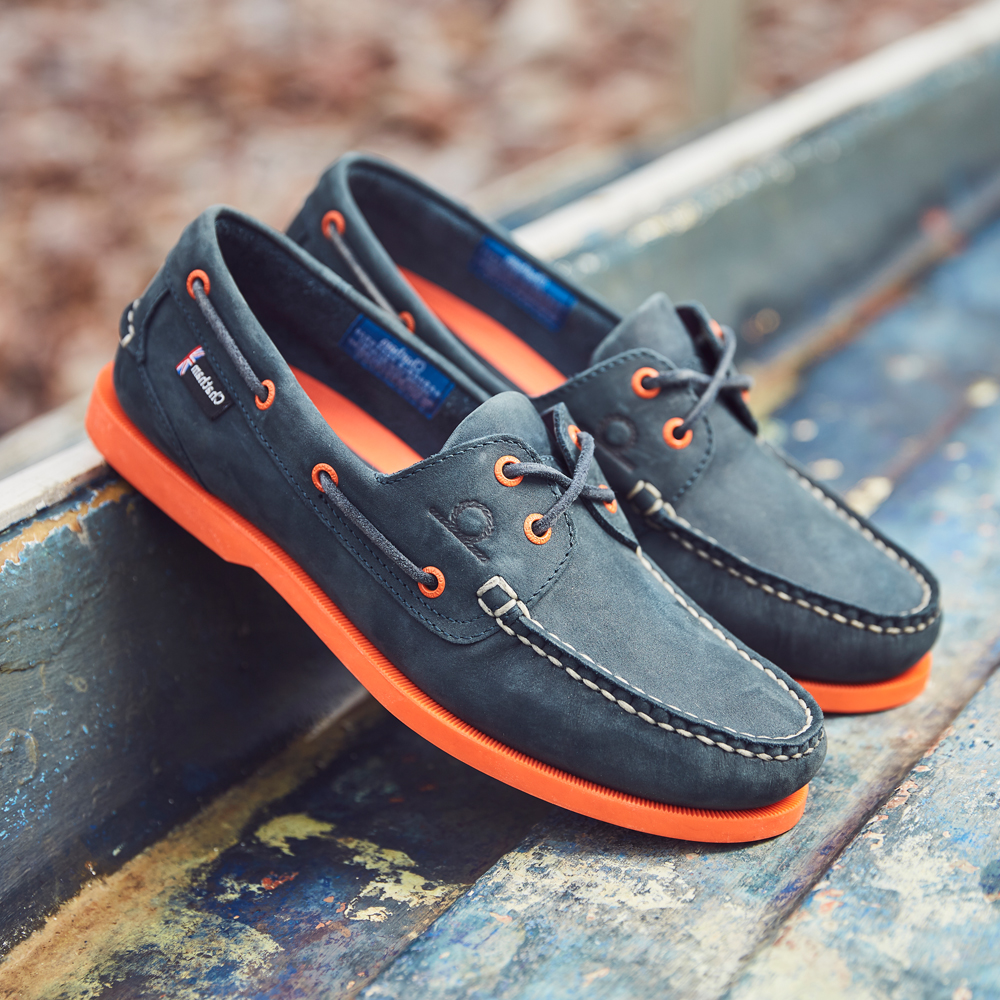 Compass II G2 Navy Orange