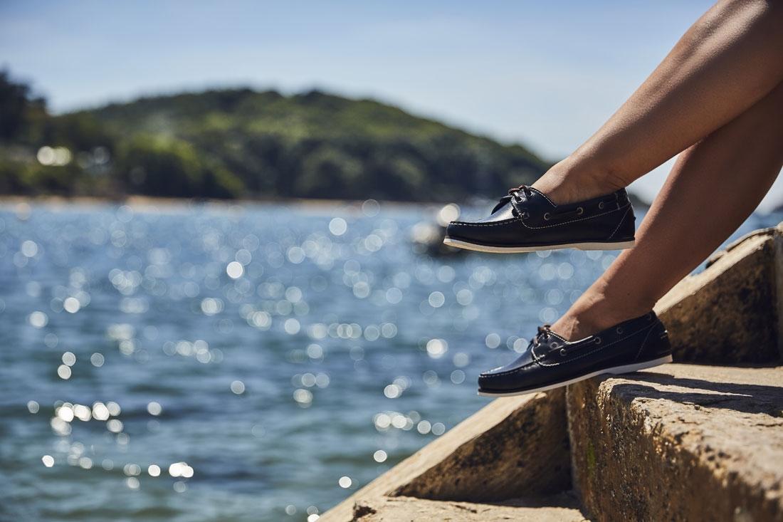 Sienna Deck shoe