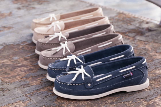 Chatham Women's Alcyone II G2 Slip On Boat Shoes