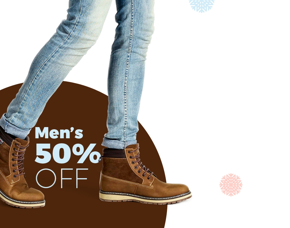 Mens Half Price Sale