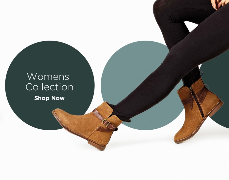 AW17 Women's Shoes