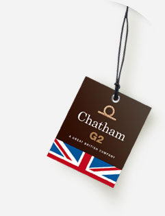 Chatham G2 swing tag