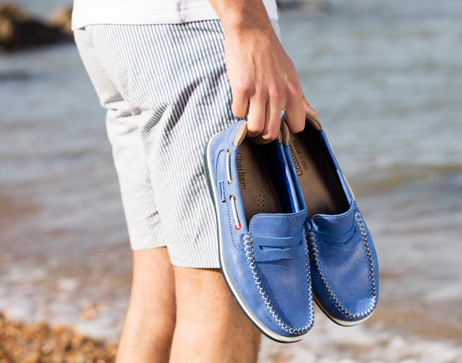 Chatham Deck Shoes Boat Shoes For Men