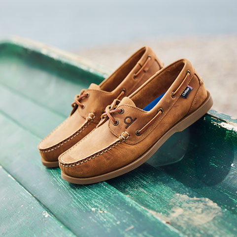 Deck Shoes, Boat Shoes, British
