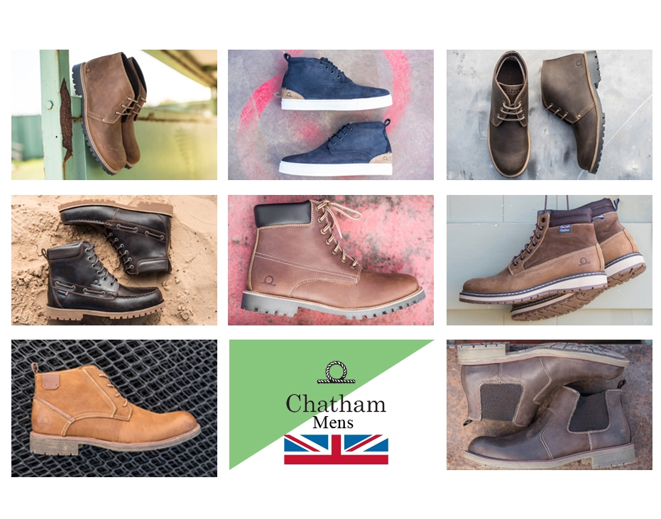 Chatham Men's Shoes AW17