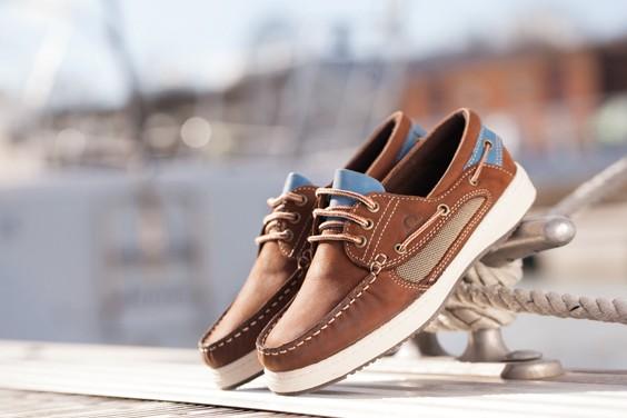 Panama II Boat Shoe