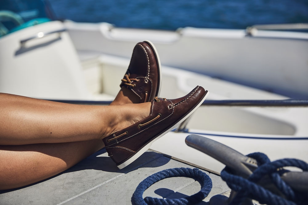 Sienna Women's Boat Shoe