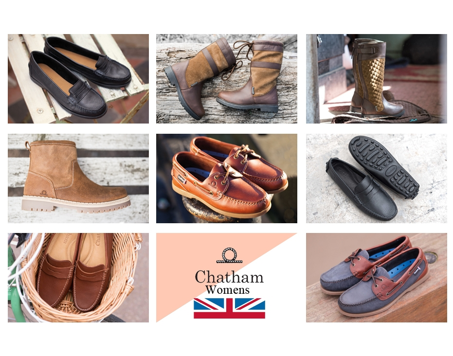Chatham Women's Shoes AW17